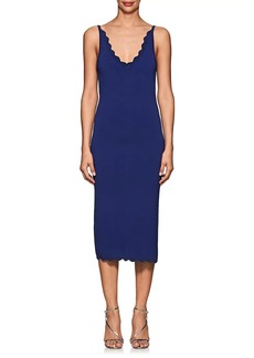 Altuzarra Women's Beatrix Compact-Knit Body-Con Dress