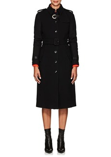 Altuzarra Women's Cassidy Wool-Blend Trench Coat