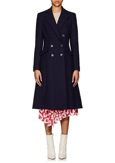 Altuzarra Women's Elvin Double-Breasted Coat