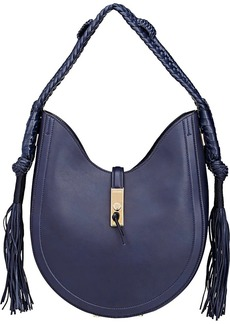 Altuzarra Women's Ghianda Bullrope Small Hobo Bag - Navy