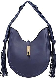 Altuzarra Women's Ghianda Bullrope Small Hobo Bag - Navy