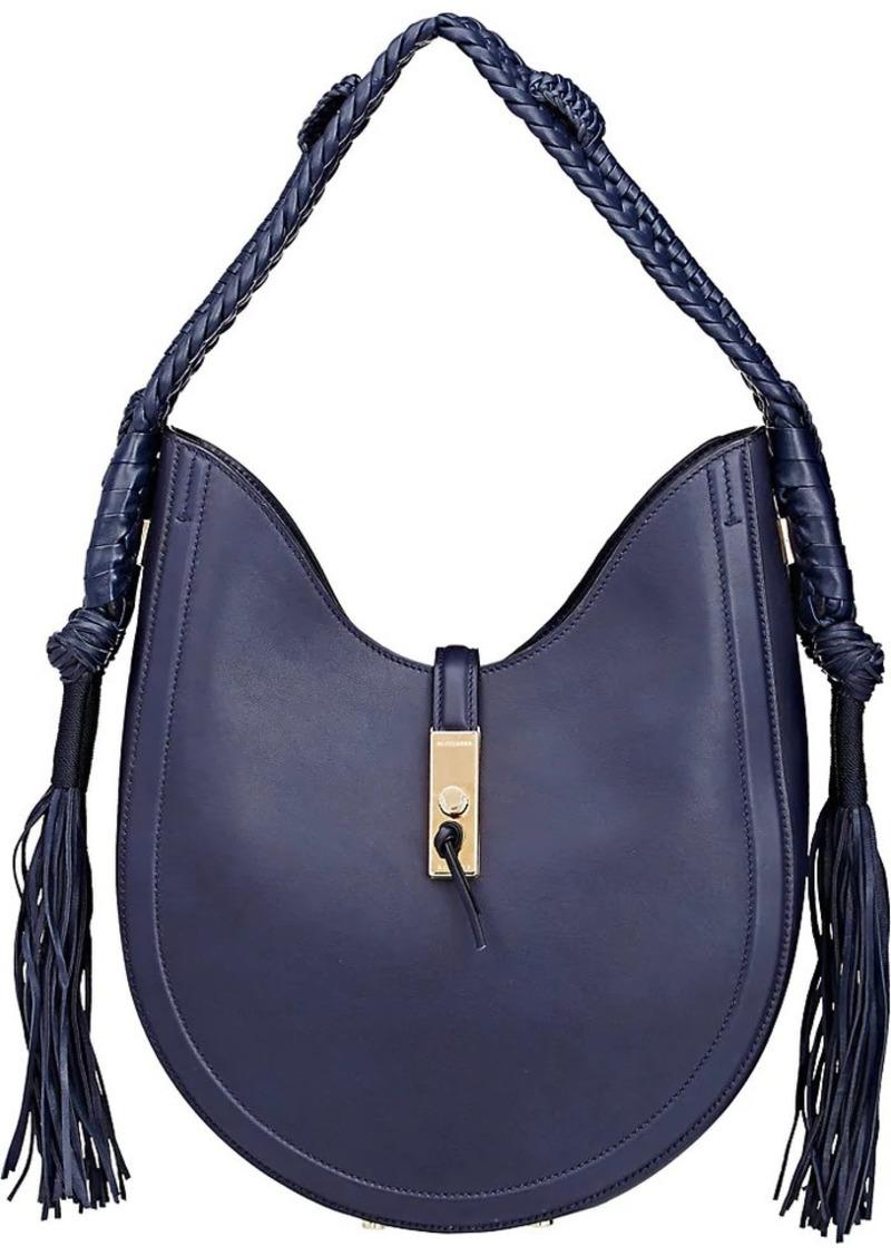 de8af83696d1 Altuzarra Altuzarra Women s Ghianda Bullrope Small Hobo Bag - Navy ...