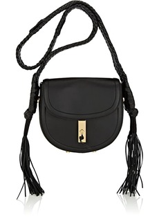 Altuzarra Women's Ghianda Bullrope Small Saddle Bag - Black
