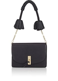 Altuzarra Women's Ghianda Flap-Front Shoulder Bag - Black