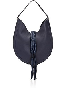 Altuzarra Women's Ghianda Knot Large Hobo Bag - Navy