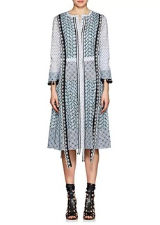 Altuzarra Women's Grenelle Cotton Peasant Dress