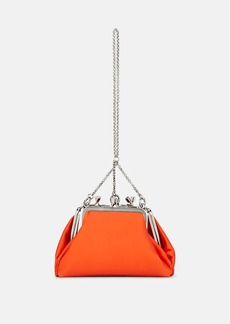 Altuzarra Women's Kiss Small Satin Bag - Orange