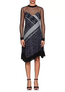 Altuzarra Women's Klever Fishnet Dress