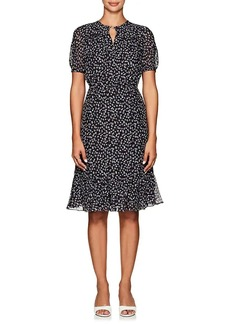Altuzarra Women's Laurel Floral Silk-Blend Dress