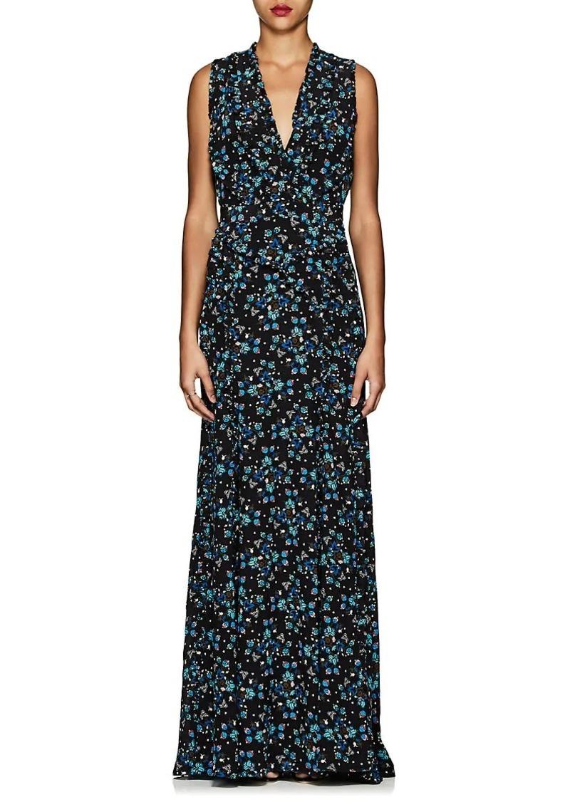 4c35d020971 Altuzarra Altuzarra Women s Medina Floral Silk Maxi Dress