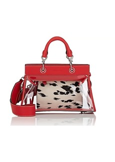 Altuzarra Women's Shadow Small Tote Bag - Red