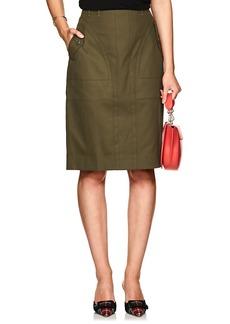 Altuzarra Women's Winterland Cotton Skirt