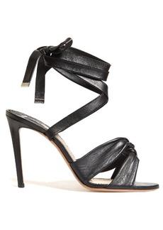 Altuzarra Zuni wraparound leather sandals