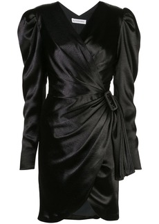 Altuzarra Annette asymmetric draped dress