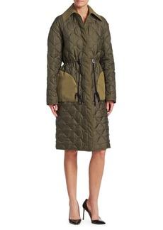 Altuzarra Creedence Reversible Quilted Coat
