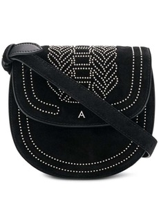 Altuzarra cross body saddle bag