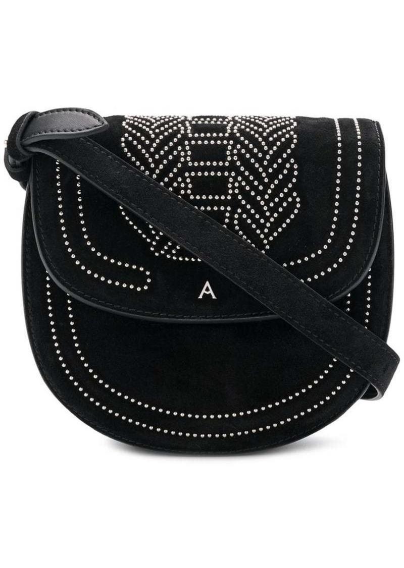 Altuzarra cross body saddle bag