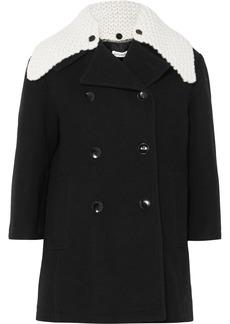 Altuzarra Double-breasted Wool-blend Coat
