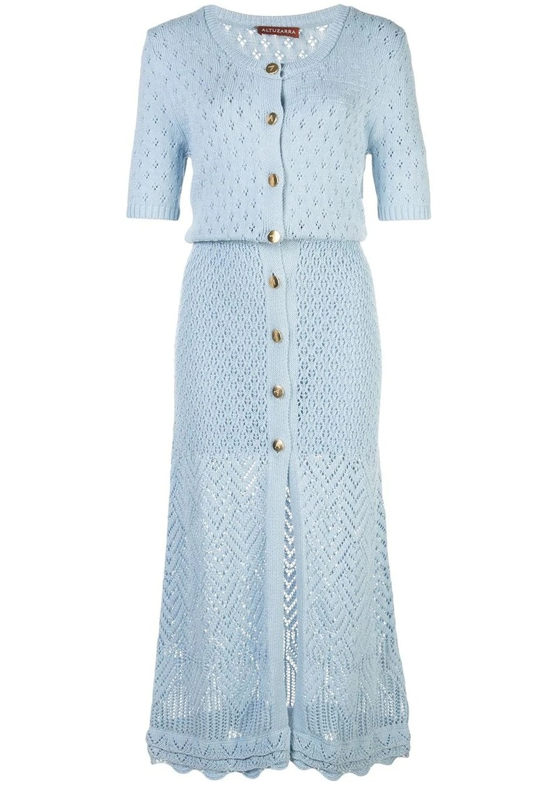 Altuzarra Doyle knitted dress