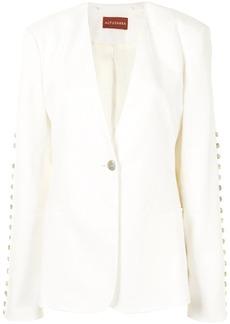 Altuzarra Fern single-breasted blazer
