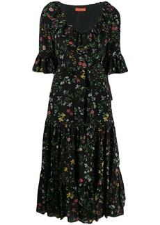 Altuzarra floral print maxi dress