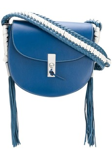 Altuzarra fringed sides detail shoulder bag