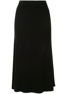 Altuzarra Ireene ribbed-knit skirt