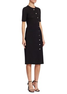 Altuzarra Jefferson Button Dress