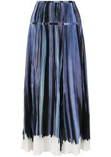 Altuzarra Kemmaren striped skirt