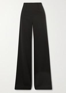 Altuzarra Luther Wool-blend Wide-leg Pants