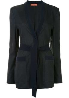 Altuzarra Marianna belted wrap jacket