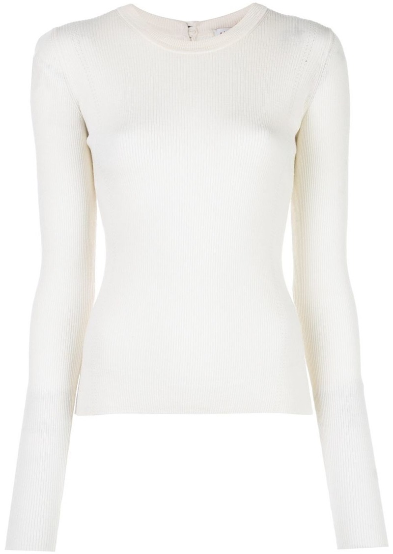 Altuzarra Platte ribbed top