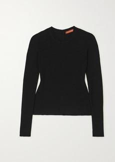 Altuzarra Platte Wool And Cashmere-blend Sweater