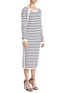 Altuzarra Stripe Knit Dress