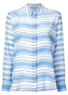 Altuzarra striped silk shirt