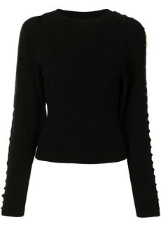 Altuzarra Thallo fine-ribbed jumper