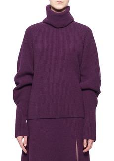 Altuzarra Turtleneck Long-Sleeve Cashmere Sweater