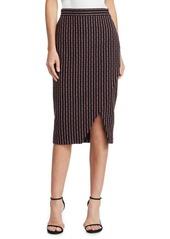 Altuzarra Wilcox Stripe Skirt