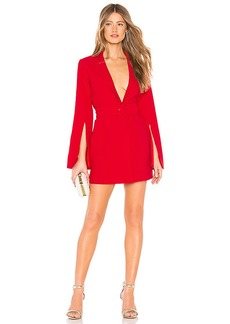 Amanda Uprichard Antwerp Blazer Dress