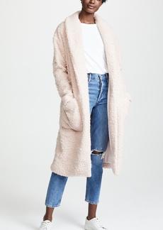 Amanda Uprichard Aspen Cocoon Coat