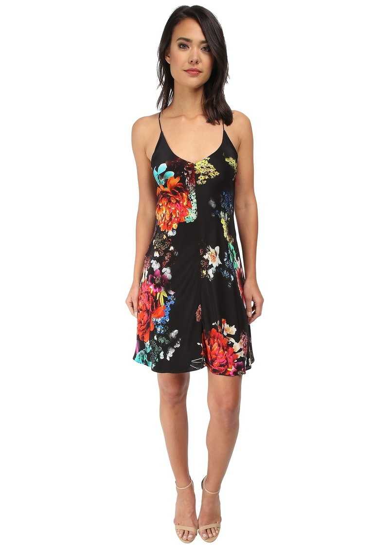 Amanda Uprichard Bias X-Back Dress