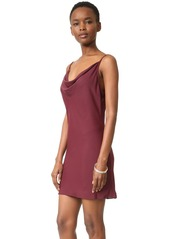 Amanda Uprichard Bowie Slip Dress