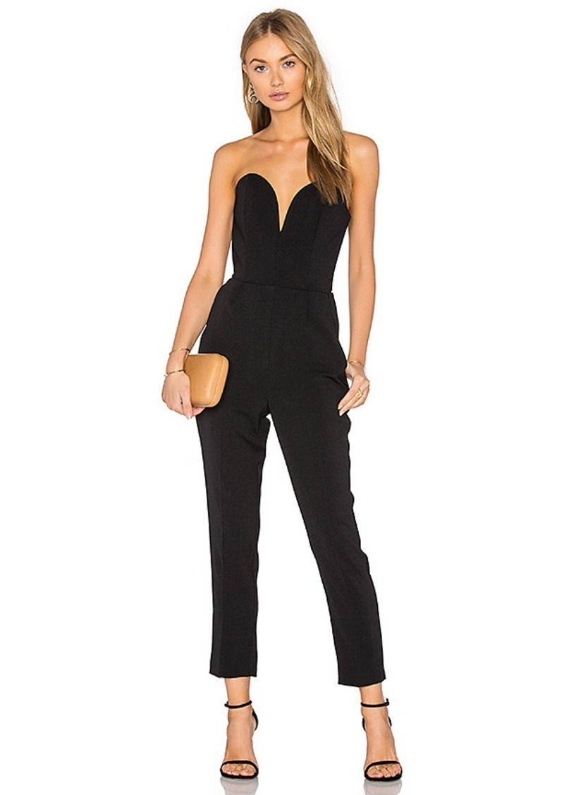 Amanda Uprichard Amanda Uprichard Cherri Jumpsuit Casual Pants