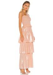Amanda Uprichard Duchess Maxi Dress