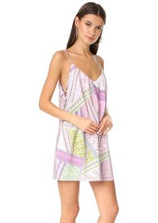 Amanda Uprichard Eldorado Mini Dress