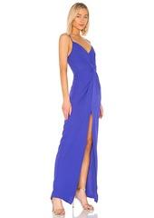 Amanda Uprichard Ellie Maxi Dress