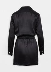 Amanda Uprichard Felix Silk Dress