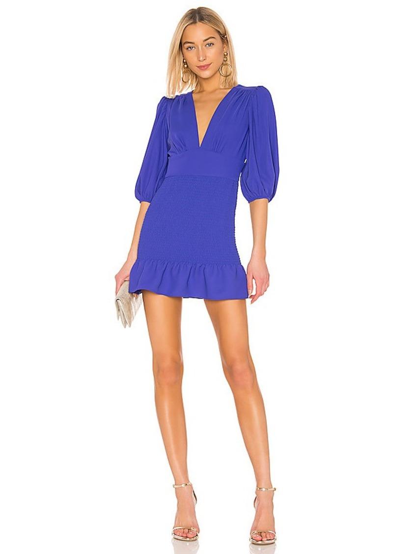 Amanda Uprichard Gala Mini Dress