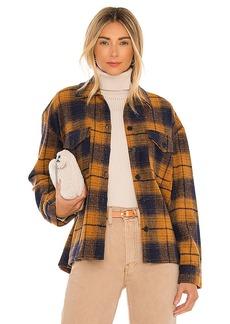 Amanda Uprichard Hollis Shirt Jacket