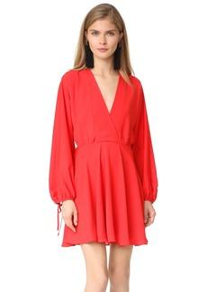 Amanda Uprichard Oasis Mini Dress
